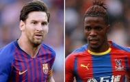 Hàng trôi dạt của Man Utd bất ngờ được ví với Messi