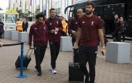 Salah tỏ ra 'lạc quẻ' khi cùng Liverpool hành quân sang Italia