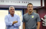 Steve Bruce bị Aston Villa sa thải, John Terry khả năng lên thay