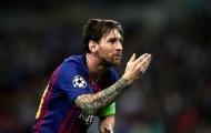 Chấm điểm Barca: Điểm 10 tròn trịa cho Messi