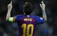 Sao Barcelona: 'Với tôi, Messi là độc nhất vô nhị'