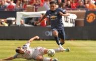 Sao trẻ Man United đứng trước cơ hội làm nên lịch sử