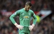 Sốc! Truyền thông Anh tiết lộ thái độ thật sự của De Gea với triều đại Mourinho ở Man Utd