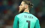 Tiết lộ: De Gea vô tình tiếp tay giúp Chelsea vượt mặt M.U