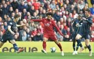 5 điểm nhấn Liverpool 0-0 Man City: Aguero 'kị' Anfield; Đã đến lúc 'trảm' Mohamed Salah