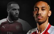Arsenal đang có đến 2 Thierry Henry trong đội hình!
