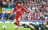 Chấm điểm Liverpool: Hàng công trồi sụt, thất vọng Salah