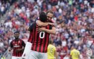 Higuain lập cú đúp, AC Milan vùi dập 'Lừa bay'