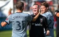 Rooney lại thăng hoa ở MLS, nạn nhân lần này là đội bóng của Schweinsteiger