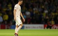Chưa hết vui, Mourinho phải 'xanh mặt' vì lá chắn thép của Man Utd