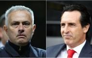 Emery, Mourinho và bài học dụng nhân