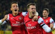 Xác nhận: Arsenal nhận tin cực vui về tình hình tiền vệ trụ cột