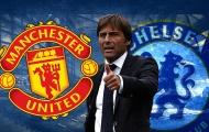 Vì sao Conte có đến M.U hay không, Chelsea giữ tiếng nói quyết định?