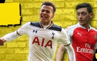 3 cầu thủ bị đánh giá quá cao ở Premier League: Ozil không xứng 350.000 bảng/tuần