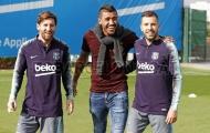 Barca bất ngờ chào đón sự trở lại của ngôi sao từ Trung Quốc