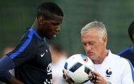 Deschamps chính thức lên tiếng về tương lai Pogba