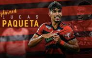 Lucas Paqueta: Chân dung ngôi sao mệnh danh là 'Kaka' mới của Brazil