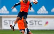 Mariano Diaz tái hiện hình ảnh của Ronaldo trong buổi tập của Real