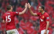 5 cặp trung vệ tốt nhất thế kỉ 21: Vinh danh lá chắn thép của Man Utd