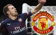 M.U bất ngờ nhận tín hiệu vui từ Liverpool trong thương vụ Ramsey