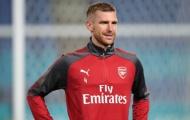 Chỉ có hai cầu thủ Arsenal xuất sắc nhất trong mắt Mertesacker