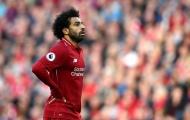 Đã rõ thời gian Salah phải nghỉ thi đấu vì chấn thương