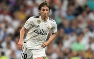 Modric nổi loạn tại Real, Inter vào cuộc