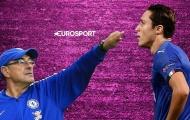 Sarri đích thân xác nhận 3 'bom tấn' Serie A Chelsea muốn kích hoạt