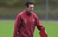 'Emery có cách chỉ đạo tập luyện y hệt Pep Guardiola'