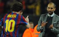 Pep Guardiola: 'Ronaldo và Messi là hiện tượng'