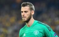 PSG nhăm nhe cướp De Gea khỏi Man Utd