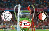 'Big 3' Hà Lan chơi đẹp với nỗ lực hồi sinh nền bóng đá trong nước
