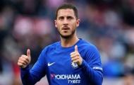 Nóng! Chelsea tính 'dắt mũi' M.U thương vụ siêu sao thay thế Hazard