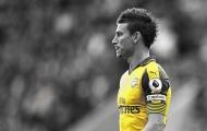 'Đội trưởng Arsenal thật mềm yếu, đừng nghĩ cậu ta quá quan trọng'