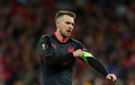 'Arsenal cần trao bằng đội trưởng và giữ Ramsey'