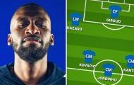 Đấu Man Utd, Chelsea dùng đội hình nào?