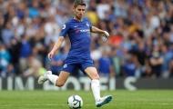Jorginho thừa nhận không thể làm được điều này với Chelsea