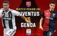 23h00 ngày 20/10, Juve vs Genoa: Trọng pháo đối đầu, lịch sử vẫy gọi