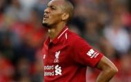 Klopp: 'Chỉ có một lý do duy nhất khiến Fabinho không ra sân'