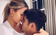Morata được vợ tiếp sức trước thềm đại chiến với Man United