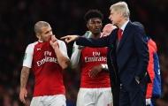 Jack Wilshere tiết lộ lý do chia tay Arsenal