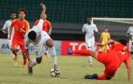 Thủ môn U19 Trung Quốc 'dâng' chiến thắng cho U19 Saudi Arabia