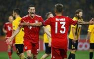 Ghi 2 bàn trong 3 phút, Bayern Munich tiếp đà hồi sinh