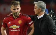 Mourinho không đồng tình với nhận định của Shaw về trận thua Juve