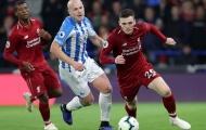 Andrew Robertson: Món hời lớn của Liverpool
