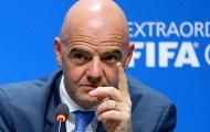 Nóng: Chủ tịch FIFA cấm La Liga đưa các trận đấu đến Mỹ