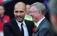 Tiết lộ! Sir Alex đã giúp Pep Guardiola trở thành HLV Bayern Munich?