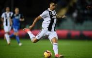 Ronaldo: 'Tôi phải về xem lại bàn thắng của mình'