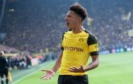 Thần đồng nước Anh lập cú đúp, Dortmund vẫn chia điểm đáng tiếc