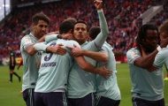 Thắng trận thứ 3 liên tiếp, Bayern Munich khiến Dortmund run sợ